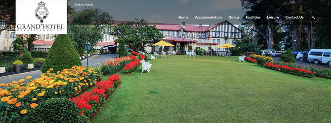 Grand Hotel Nuwara