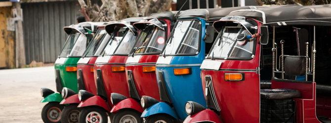 התחבורה בסרילנקה