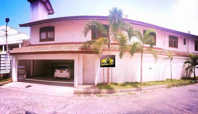 """חברת """"אלפנט טורס"""" המשרדים בקולומבו"""